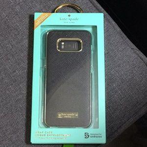 Kate Spade Samsung Galaxy S8 Wrap Case
